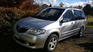 Mazda MPV 2002 Walcha Walcha Area Preview