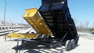 2018 Black Griffin Dump Trailer Hd Model 5300 Please Textcall Cody Griffin