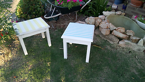 Bedside tables x 2 Perth Perth City Area Preview