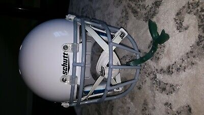 NEW Schutt Fit-Tech Baseball Softball Helmet Batters Chinstrap Black//Grey 26652