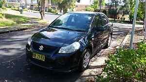 2008 Suzuki SX4 Pendle Hill Parramatta Area Preview