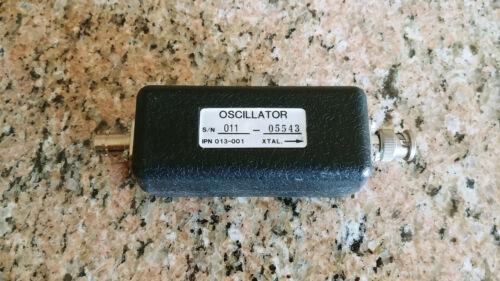 Inficon 013-001 Crystal Oscillator for Sensor