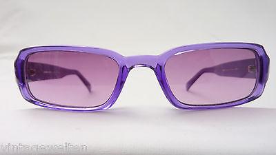 s.Oliver Sonnenbrille Kunststoff lila Kunststoffgläser 75% grau neu size M