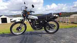 Yamaha XT500 Greta Cessnock Area Preview