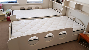 King single Sealy mattress & Single bed frame Inglewood Stirling Area Preview