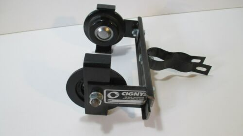 Cignys Manual Adjustable Push Beam Rolling Trolley