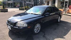 ** Pending Sale ** 2004 Volvo S80 Sedan 04 All Wheel Drive 2.5T