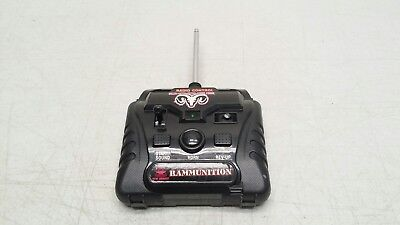 Used, REMOTE for Dodge Ram New Bright RC Monster Truck Rammunition 1/6 Scale 27MHZ  for sale  Battle Ground