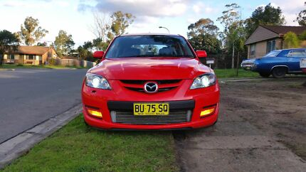 2006 mazda 3 mps Doonside Blacktown Area Preview