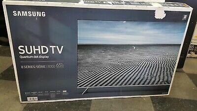 "Samsung 65"" 2160p 4K LED Smart UHDTV UN65KS8000 -Please Read Full Description-"