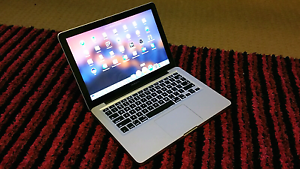 "Macbook Pro 13"" 2012 + MS Office(Worth 130$free) Core i5 4 GB 500 Klemzig Port Adelaide Area Preview"