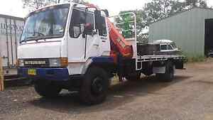 Crane truck for hire Londonderry Penrith Area Preview