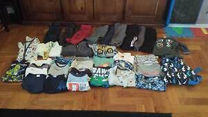 boys size 1 winter clothes Doonside Blacktown Area Preview