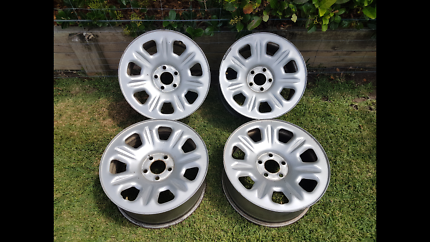 Ford territory rims wheels hilux toyota