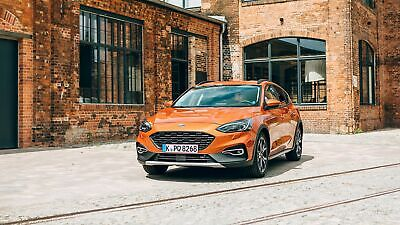 Ford Focus Active Test: Front, Seite