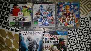 PLAYSTATION 3 GAMES Hamilton Newcastle Area Preview