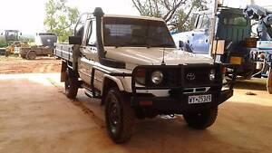 2001 Toyota LandCruiser Ute Kununurra East Kimberley Area Preview
