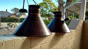 Industrial lights Cheltenham Hornsby Area Preview