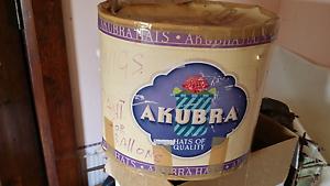 Akubra hat box Glenorchy Glenorchy Area Preview