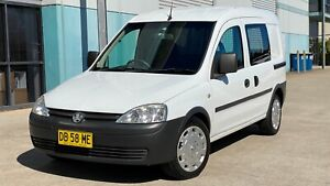 2010 HOLDEN COMBO XC VAN - NICE EXAMPLE - VERY TIDY & READY FOR WORK -TRADE INS WELCOME