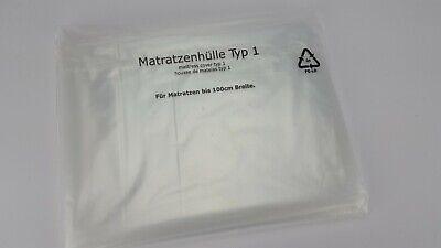 Matratzenhülle Schutzhülle Matratzenschutzhülle für Umzug L 235 cm x B 130 cm