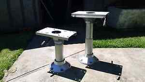 Gas adjustable boat seat pedestals Ingle Farm Salisbury Area Preview