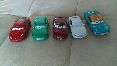 Disney Pixar Cars Diecast Rare Lot Maserati Antonio Carlo Costanzo Ferrari Mario