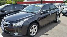 2009 HOLDEN CRUZE CDX, ALLOYS, FULL LEATHER Victoria Park Victoria Park Area Preview
