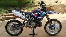 Yamaha YZ250 2008 Tumut Plains Tumut Area Preview