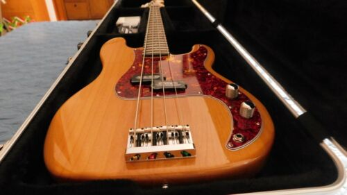 P-Bass 2020 Custom Build with Gator Deluxe ABS hardshell case