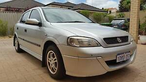 2002 Holden Astra Sedan Scarborough Stirling Area Preview