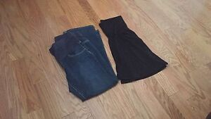 Maternity clothes size med-large