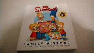 The Simpson's Family History Book