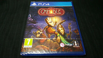 CANDLE Games console limited Playstation 4 PS4 super rare run games