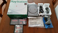 Console Playstation 1 + Box+ Manuali + Serie Completa Bio Hazard Jap -  - ebay.it