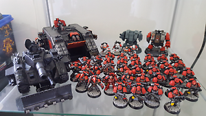 Small Space Marine Army Parkdale Kingston Area Preview