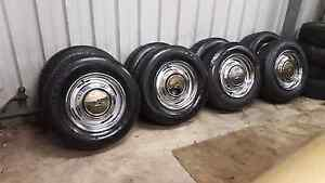 Hq Hj Hz Hx Holden Kingswood  car wheels rims Redcliffe Redcliffe Area Preview