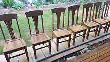 Dining Chairs x 7 Brighton Holdfast Bay Preview