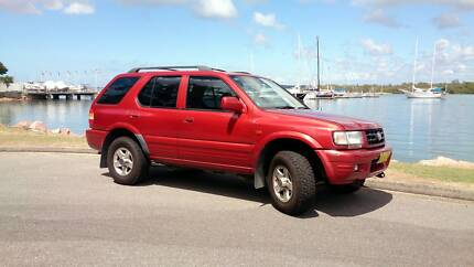 2000 Holden Frontera SUV Auto, Great condition for year!
