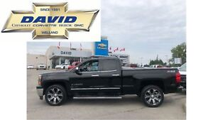 2015 Chevrolet Silverado 1500 2LZ LTZ DCAB 4WD Z71/LEATHER/REAR