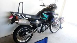 96 Yamaha xtz660 tenere Huonville Huon Valley Preview