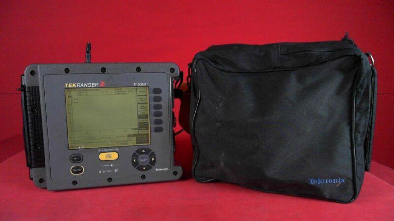 Tektronix TFS3031 B052601 Tek Ranger 2 Optical Time Domain Reflectometer