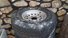 Toyota 4Runner rims and tyres Heathridge Joondalup Area Preview