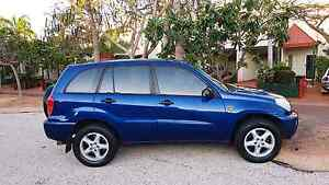 2001 Toyota RAV4 Automatic 4x4 Broome Broome City Preview