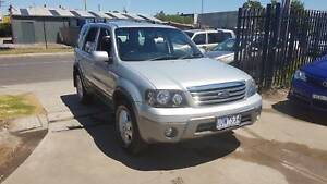 2006 Ford Escape XLT Wagon/SUV AUTO 4 CYLINDER Williamstown North Hobsons Bay Area Preview