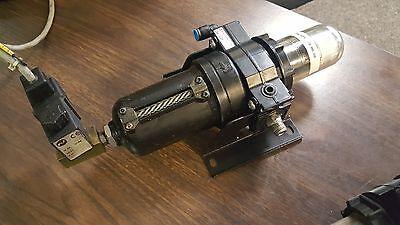 Norgren Filter Module, C64S-D0366 / F64B-NNS-002, W/ 24V Solenoid, Used