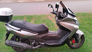 Kymco xciting 500 cc for sale. Beechboro Swan Area Preview