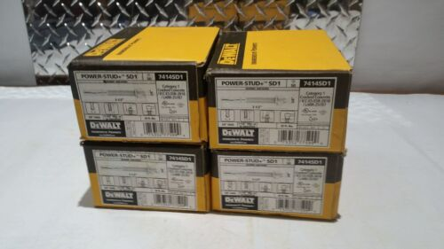 "DeWalt/Powers 7414SD1 Power-Stud+ SD1 Seismic Anchor 3/8"" x 3 1/2"" QTY 150"