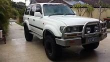 1995 Toyota LandCruiser Wagon Karrinyup Stirling Area Preview