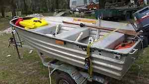 Aluminium boat Londonderry Penrith Area Preview